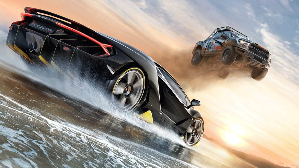Playground Games' Forza Horizon is one of the UK's flagship franchises