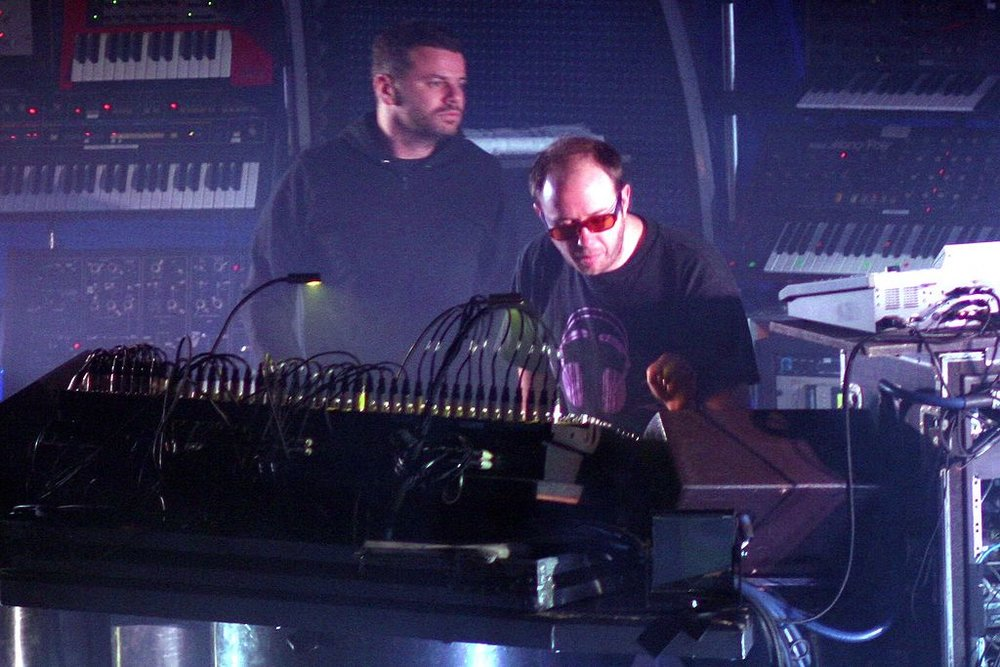 The Chemical Brothers: as seen in DJ Hero