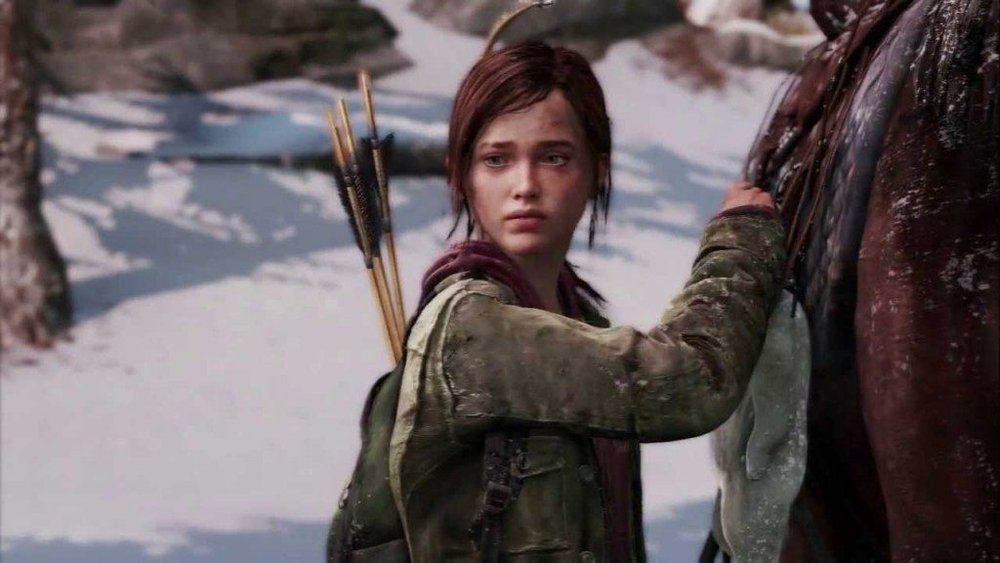 Ashley Johnson's outstanding performance as Ellie in The Last of Us was recognised in 2013's Performer award category
