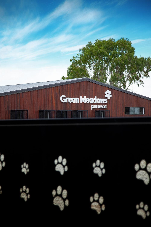 Green Meadows Pet Resort Exterior