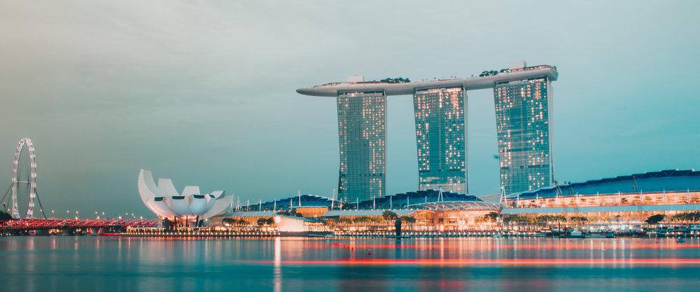 Explore Singapore -