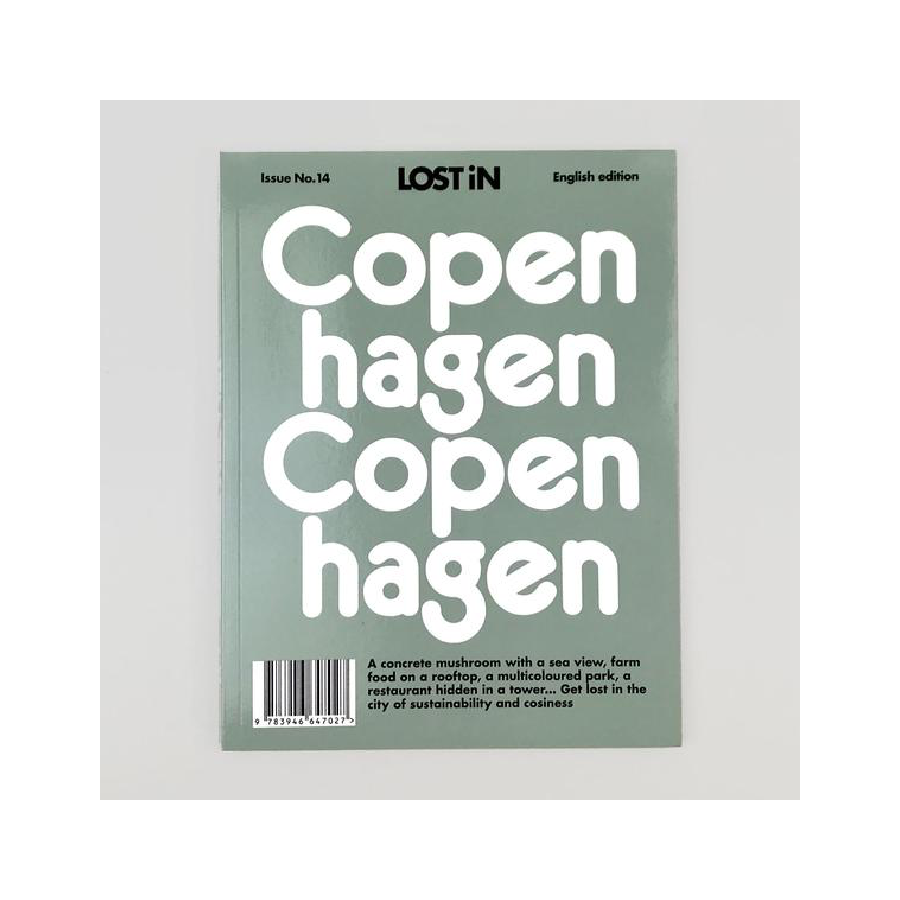 Lost in Copenhagen Guide, Colours May Vary