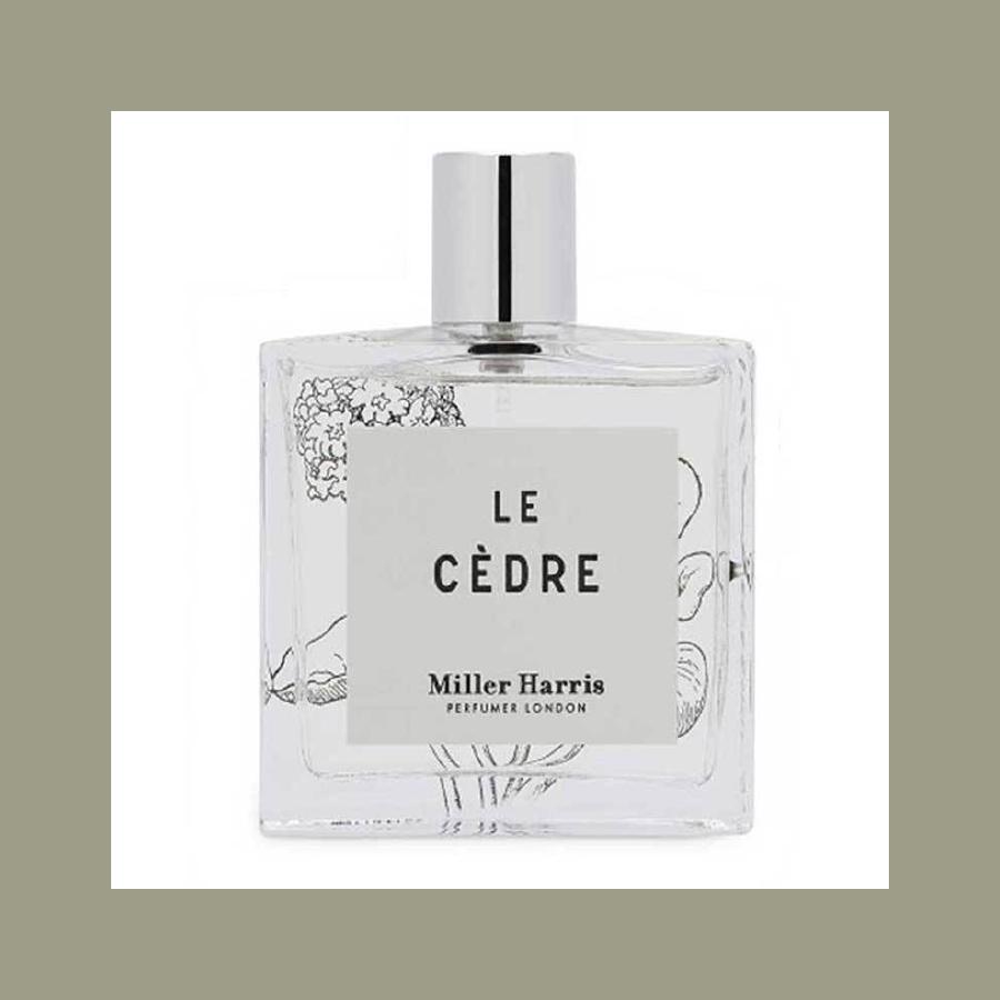 Miller Harris Le Cèdre Parfum, Maze