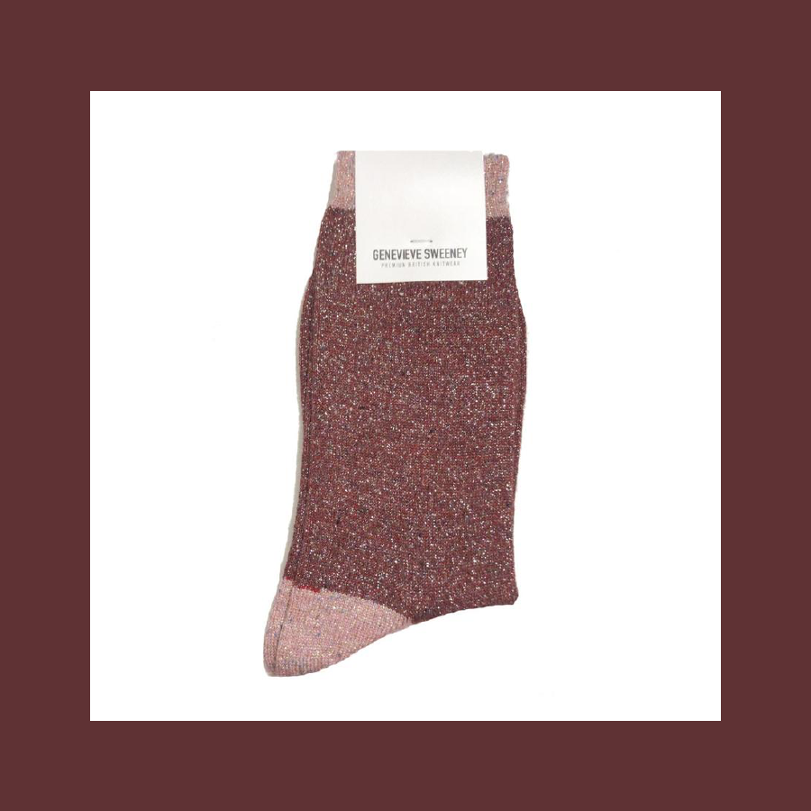 Sparkly Sock by Genevieve Sweeney, The Pantry Underwear