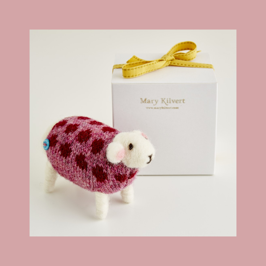 Cranberry the Sheep, Mary Kilvert