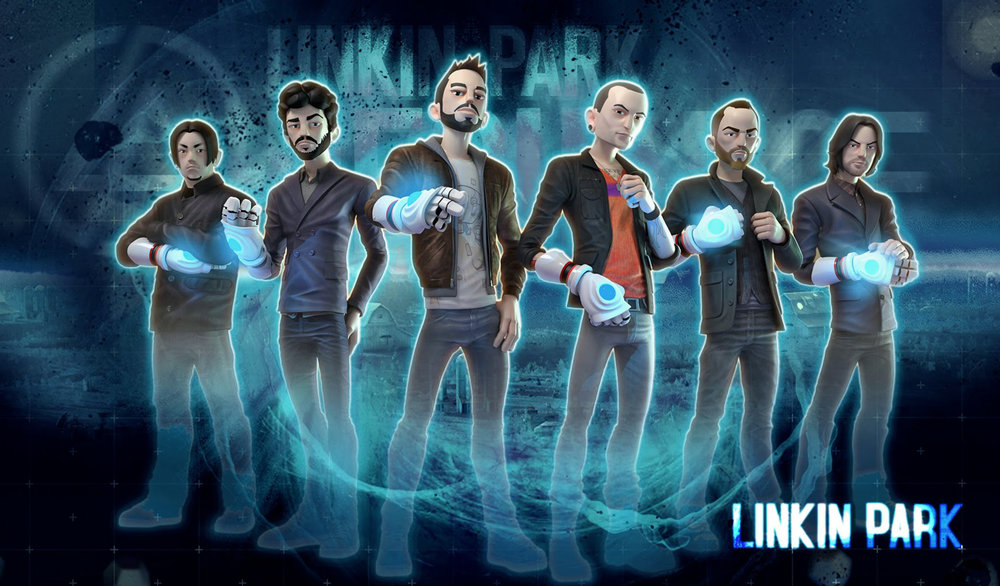 LINKIN PARK - RECHARGE GAME
