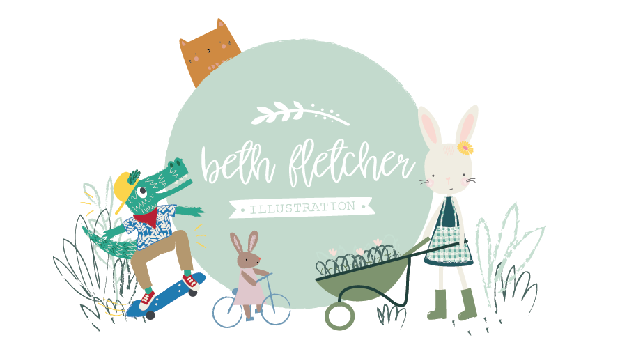 Beth Fletcher Illustration