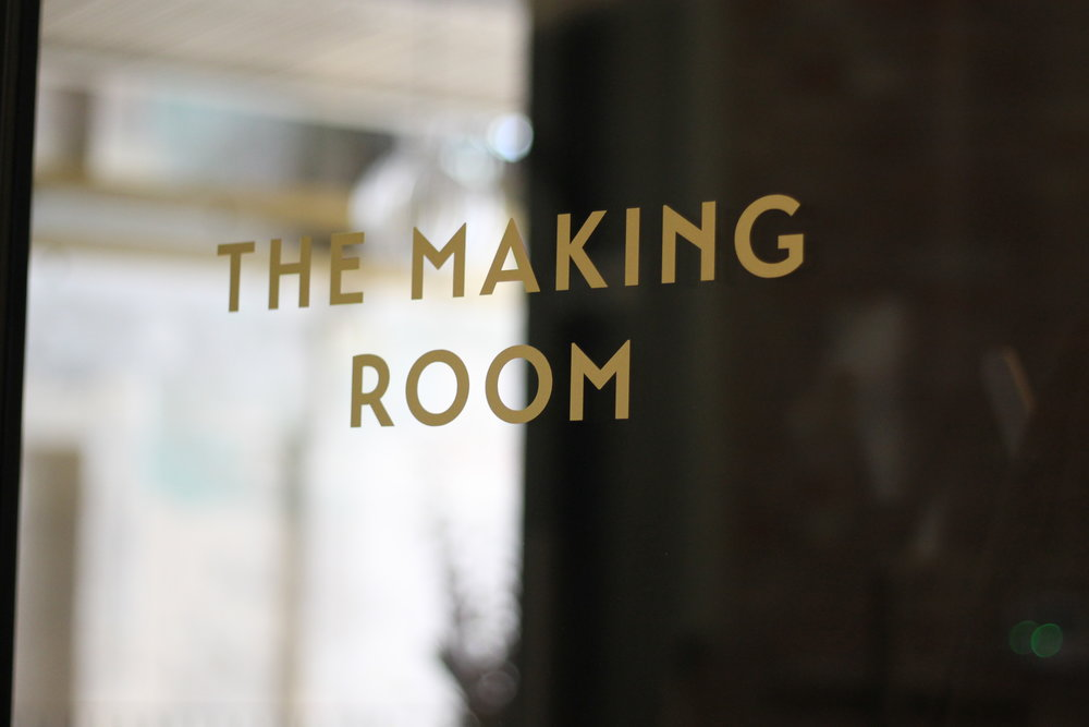 The Making Room
