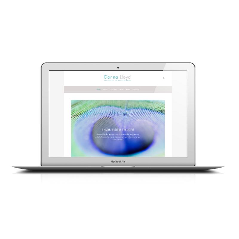 Website launched! www.donnalloyd.co.uk