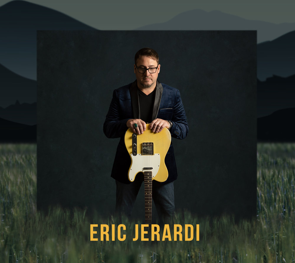 Occupied by Eric Jerardi - Current Release | Click for music