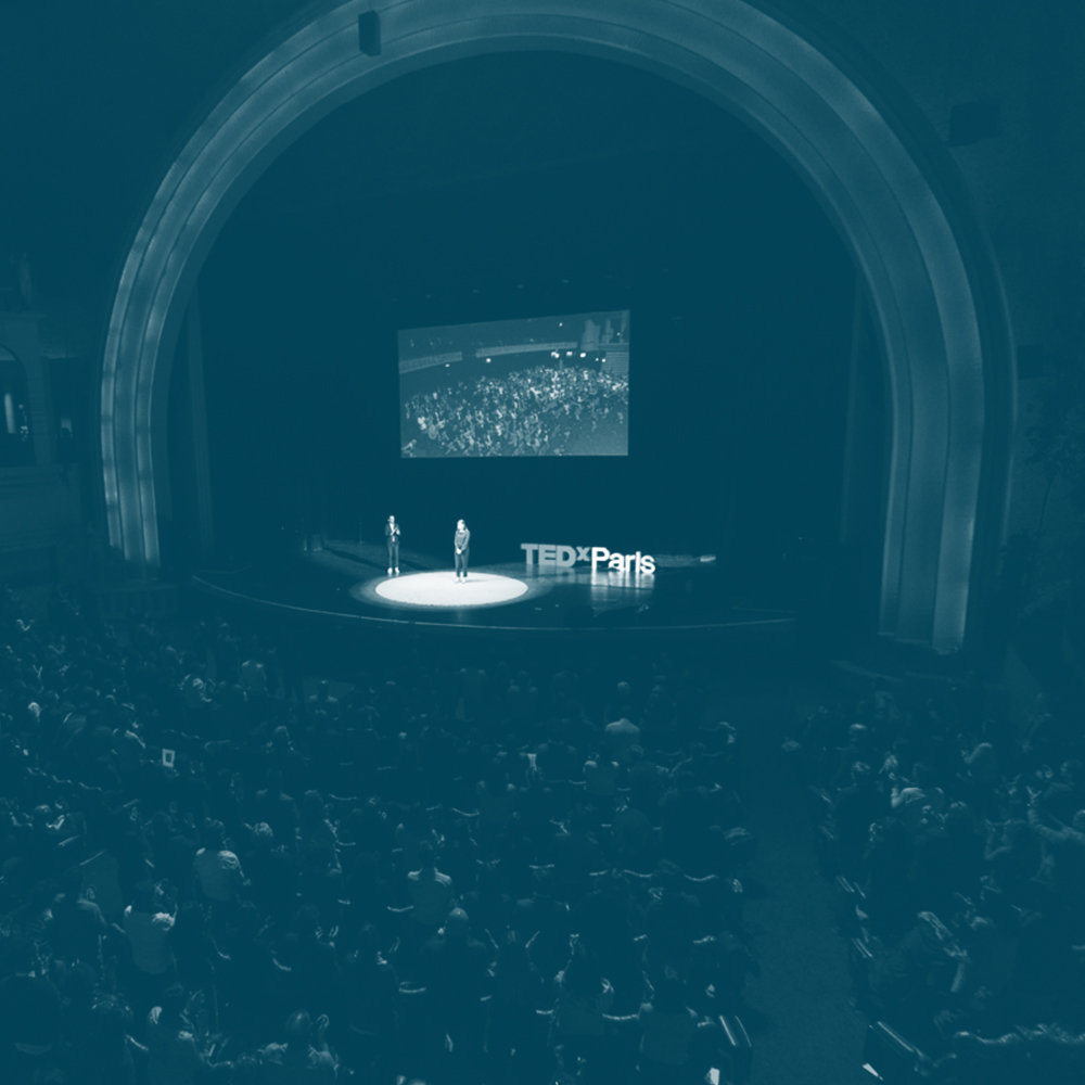 TEDxParis - Brightness est partenaire historique et accompagne TEDxParis depuis la première édition. Brightness met une partie de ses ressources à disposition afin d'organiser les événements, d'identifier et de former les intervenants à la prise de parole en public.Découvrir TEDxParis