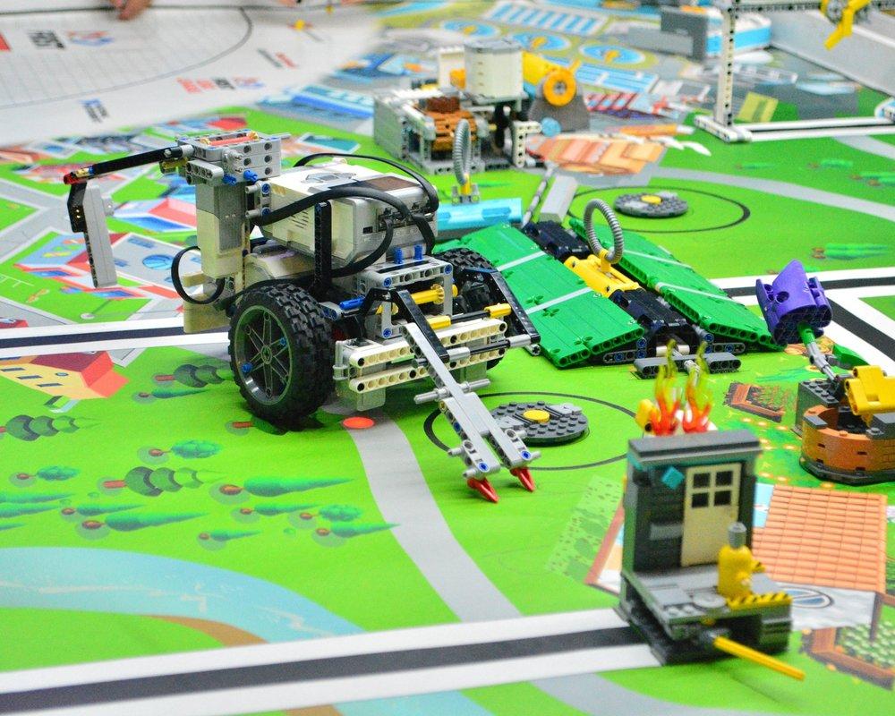 Robotics - Skills:Making & BuildingEngineering Reasoning