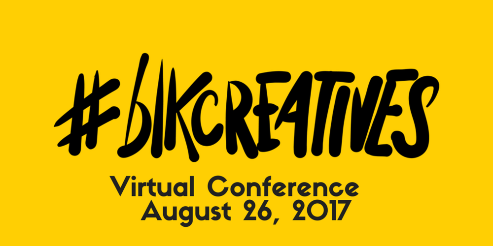 #blkcreatives virtual conference