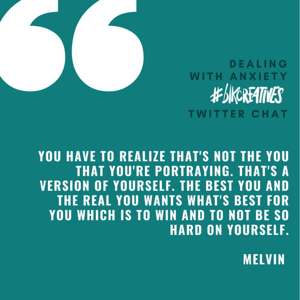 Melvin Taylor blkcreatives Twitter Chat 3