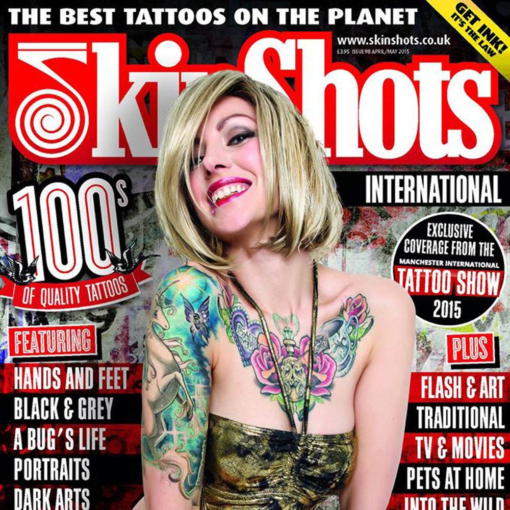 SkinShots Magazine