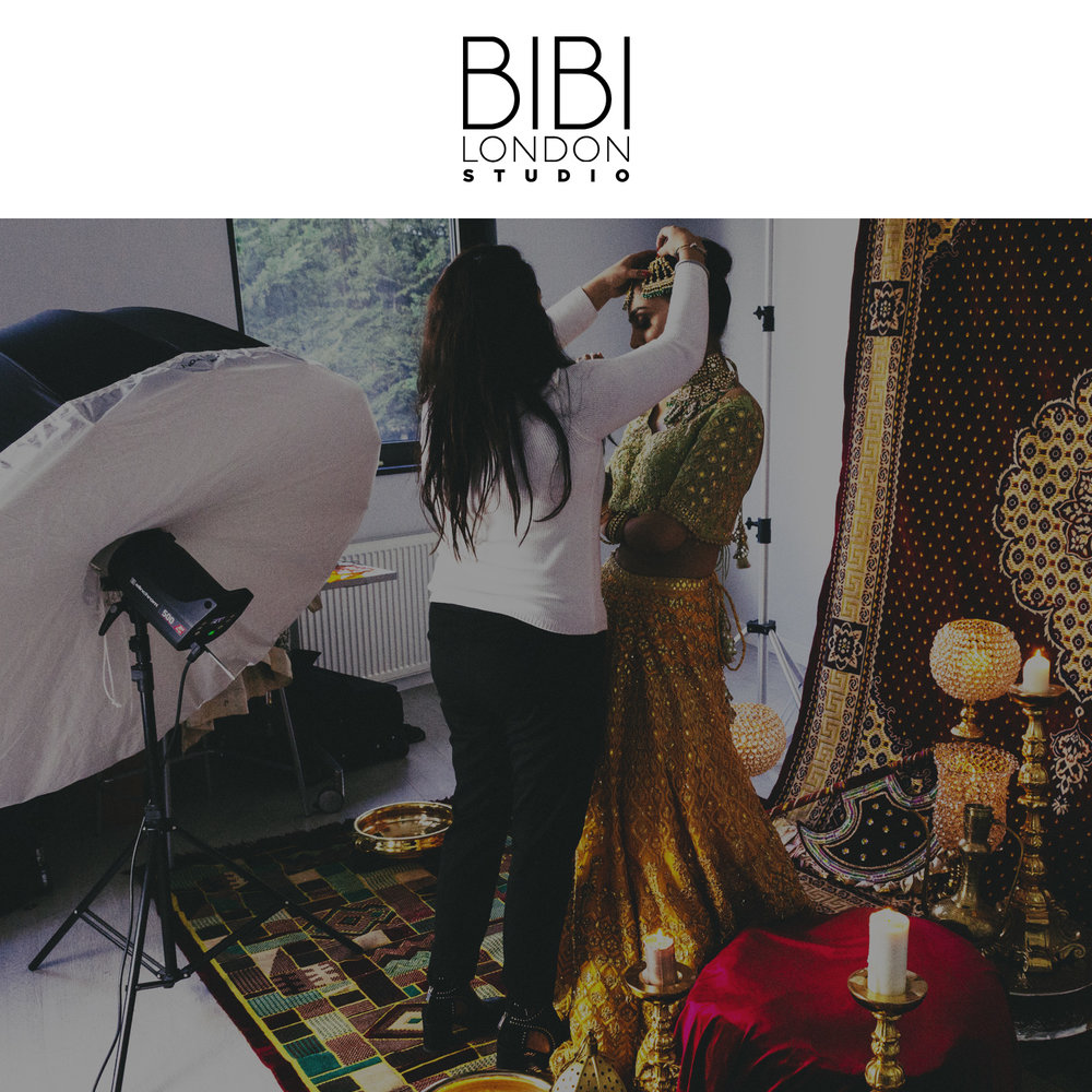 TAKE A LOOK AT OUR BOUTIQUE STUDIO. - Providing Studio Spaces & Equipment for Photoshoots and Events.