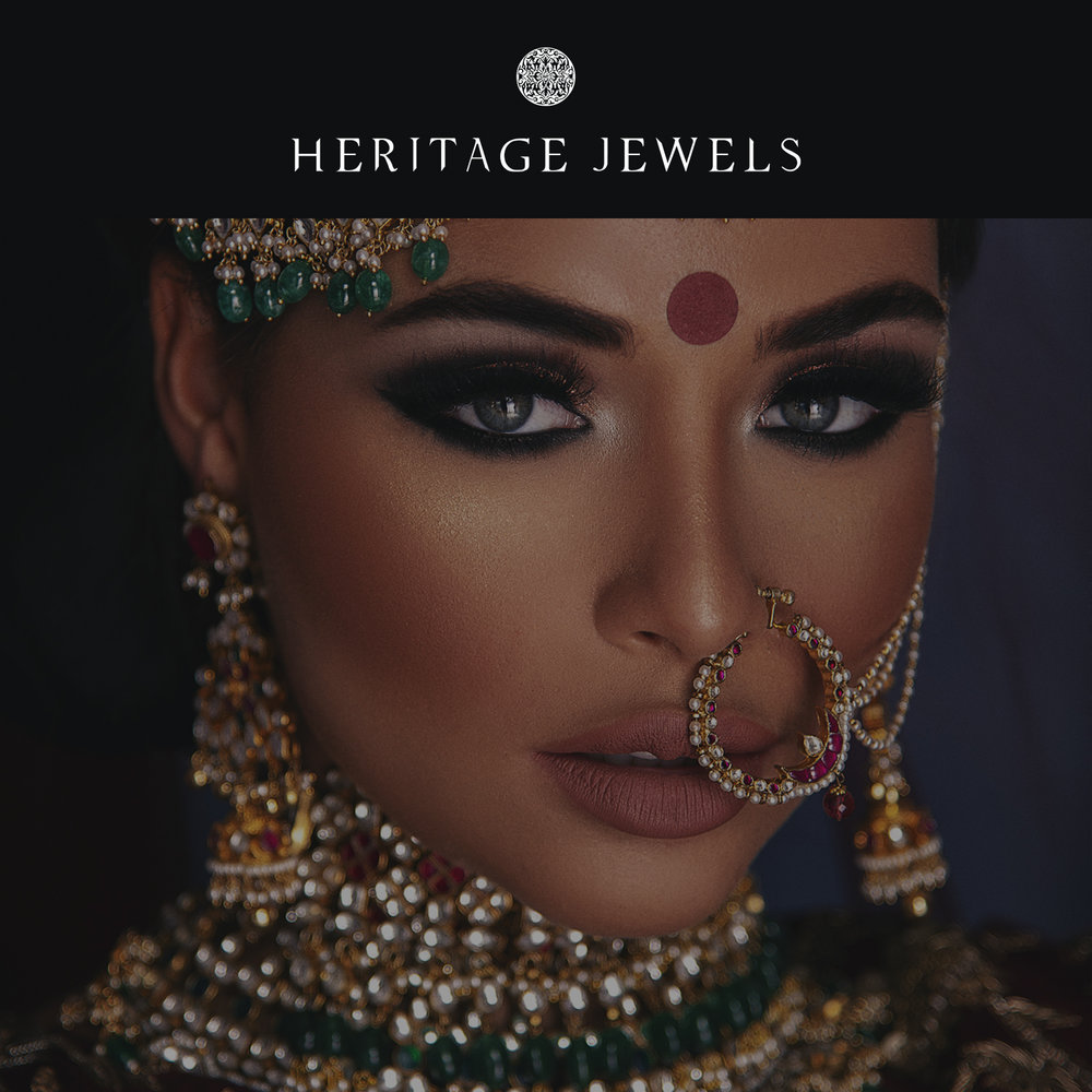 COMPLETE YOUR LOOK - Beautiful Handcrafted Pieces of Kundan, Polki, Meena & Many Others