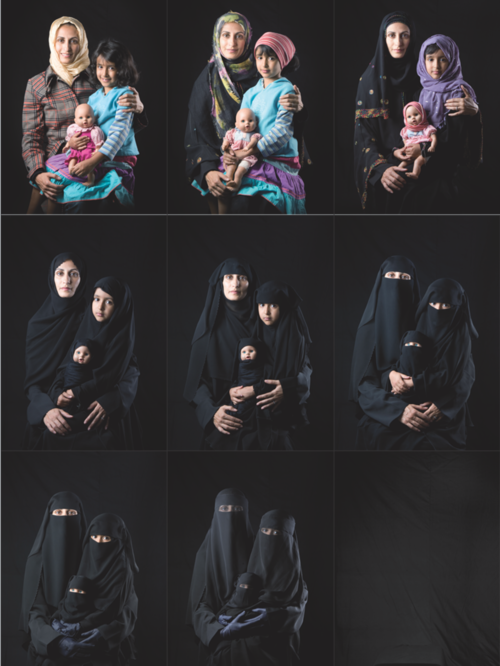 Mother, Daughter, Doll - Boushra Almutawakel
