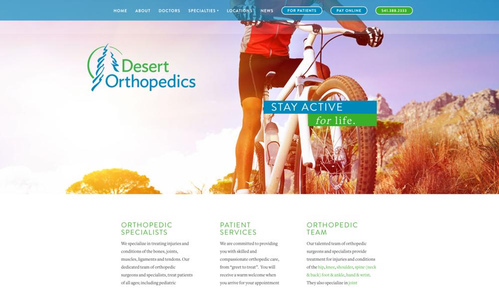 Desert Orthopedics