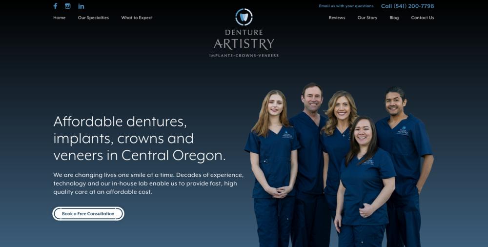 Denture Artistry