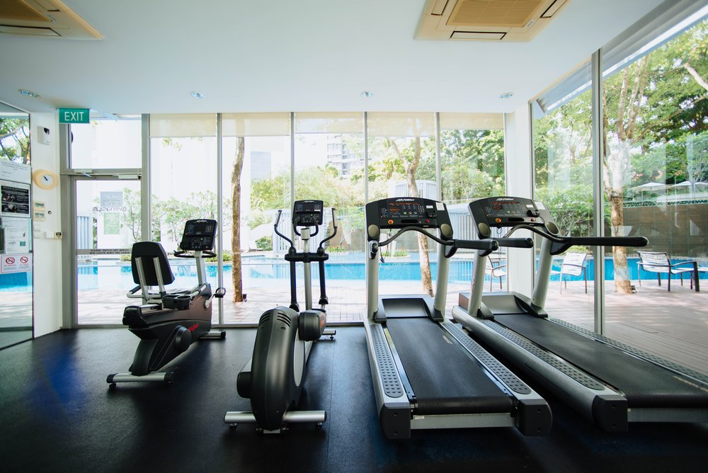 Fitness Equipment For Multifamily Complexes