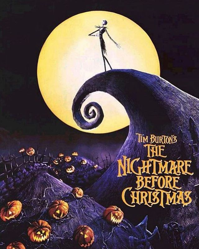 """CN ²'s Movie Monthly writers, Katelyn Smith and Ava Welsch, reviewed The Nightmare Before Christmas. They tackled the question of, """"Is it a Christmas🎄or Halloween🎃movie?"""" They came up with an interesting answer... *link in bio (📸: collider.com) #cougarnationnews #nightmarebeforechristmas #halloweenorchristmas #moviemonthly"""