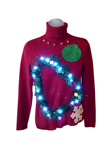 From  www.realuglychristmassweaters.com
