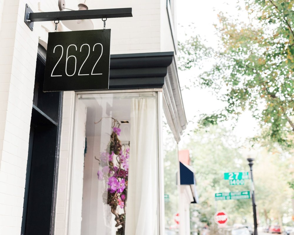 smaller is better - Whether you are planning a celebration surrounding a significant life event such as a shower or an engagement party or raising funds with your top donors, we provide a beautiful backdrop for your curated affair on the edge of Historic Georgetown.