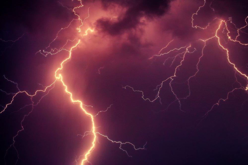 Lightning - by S.M. Pruis