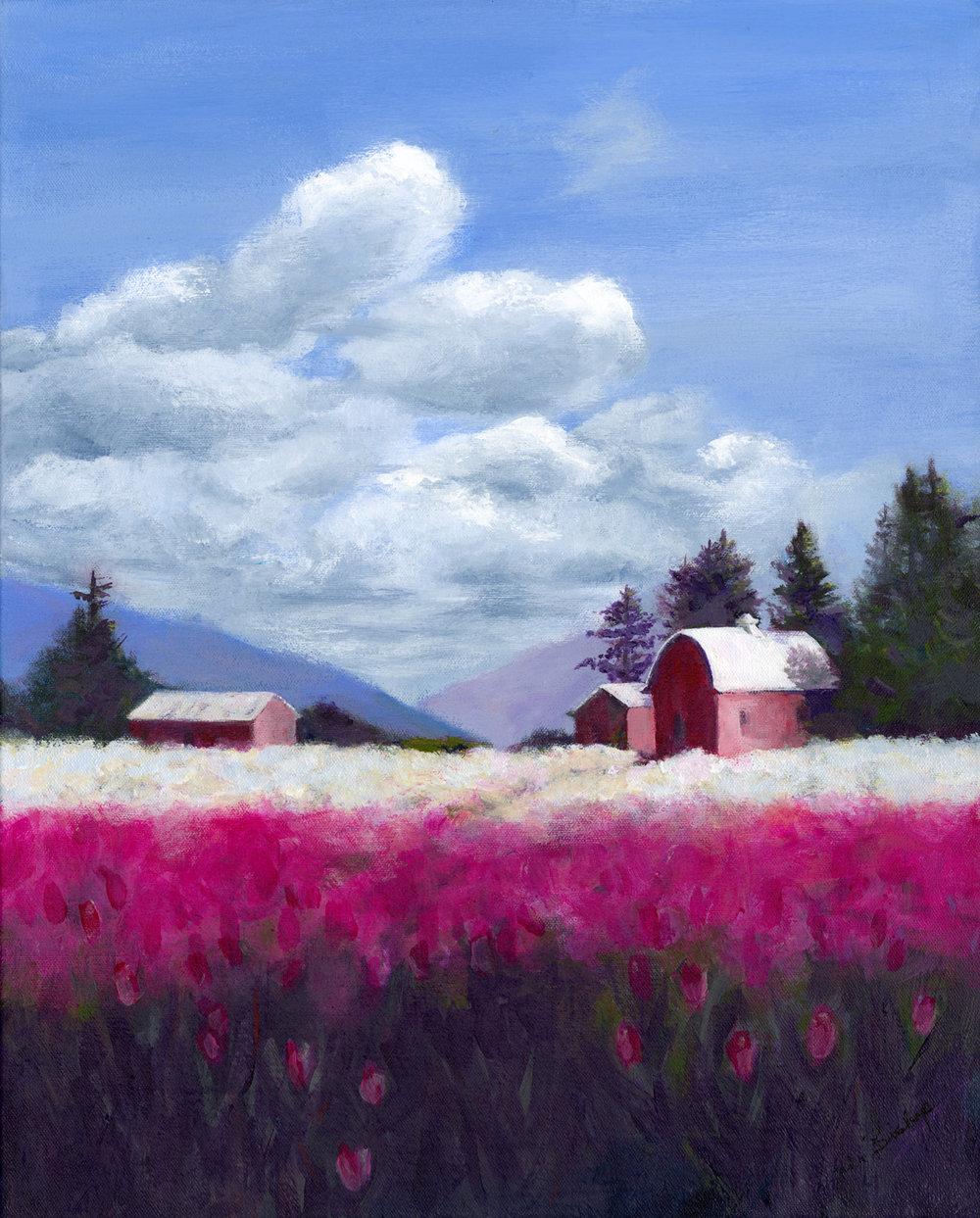 Magenta Fields