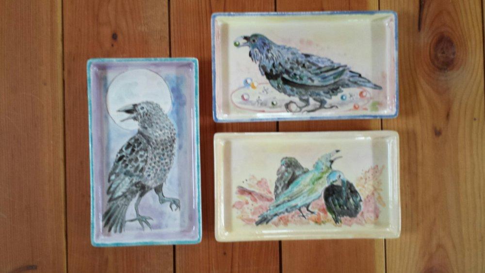 A Rapture of Ravens