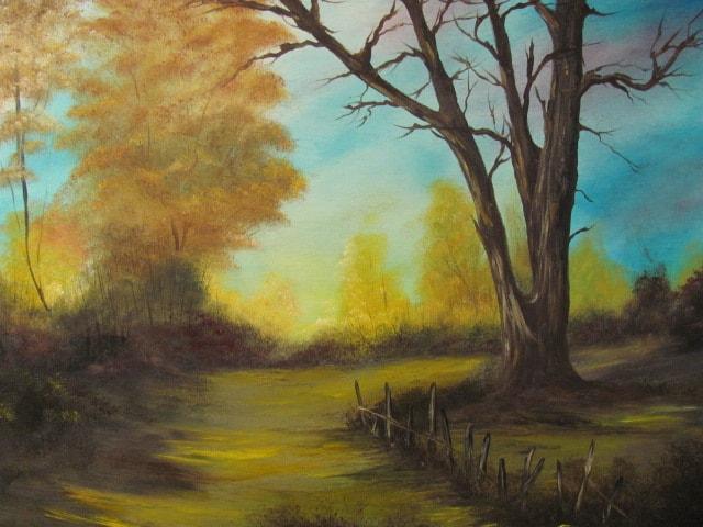 Autumn Pallet