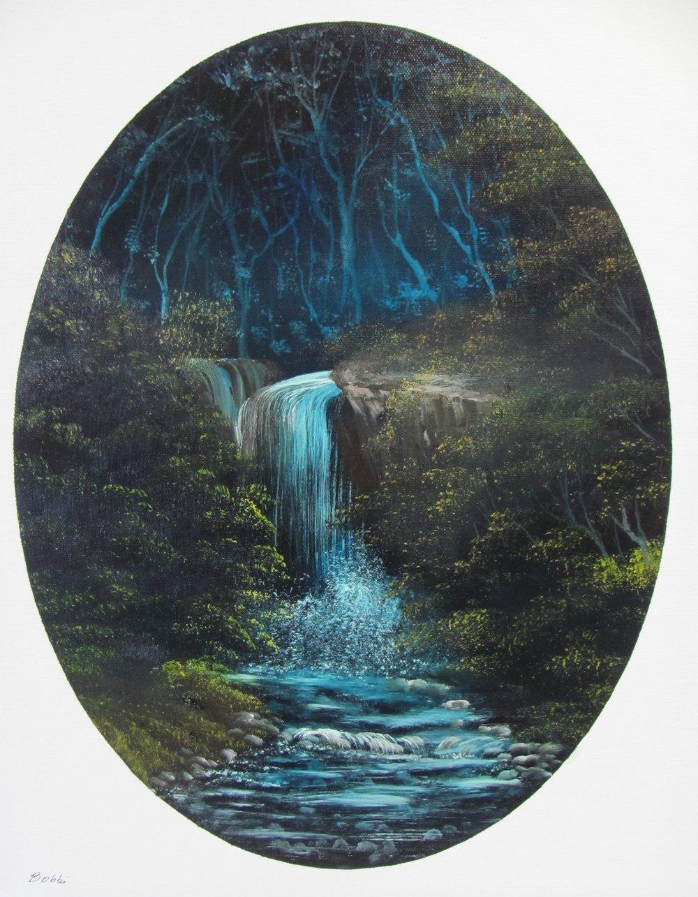 Deep Forest Falls