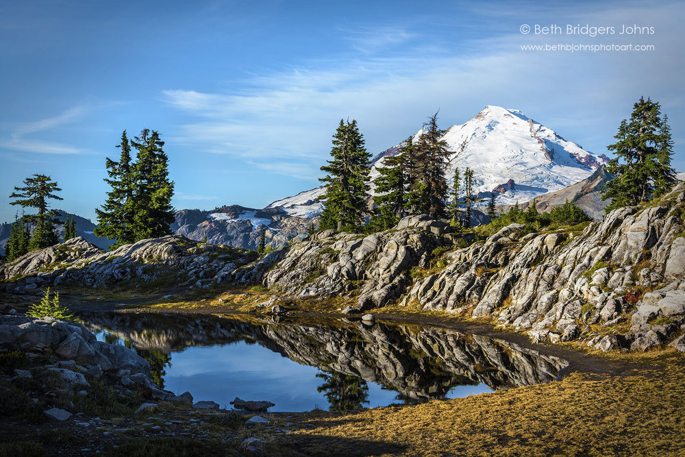 Mount Baker & Reflections