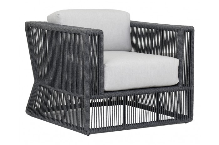 An ode to Milan, Italy, an international symbol of high-fashion, art and culture, The Milano Collection from Sunset West steps outside of the traditional outdoor furniture design boundaries and delivers a winning combination of whimsy and refinement.