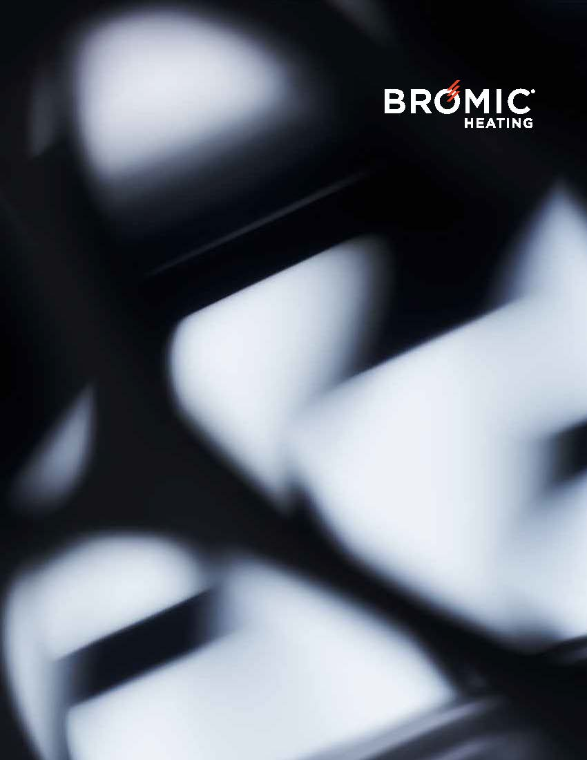 Bromic Heater Information