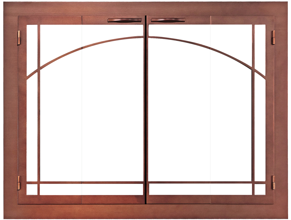 Whether your style is modern or traditional, or somewhere in between, we can build a door to suit your taste.