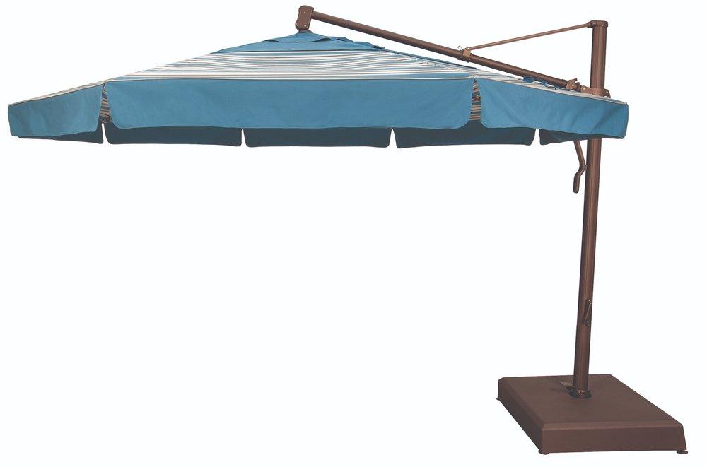 13' Cantilever Umbrella and Base