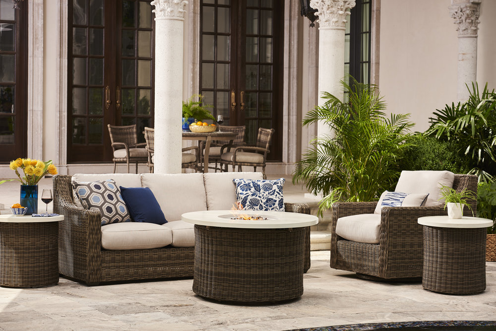Oasis Wicker by Lane Venture