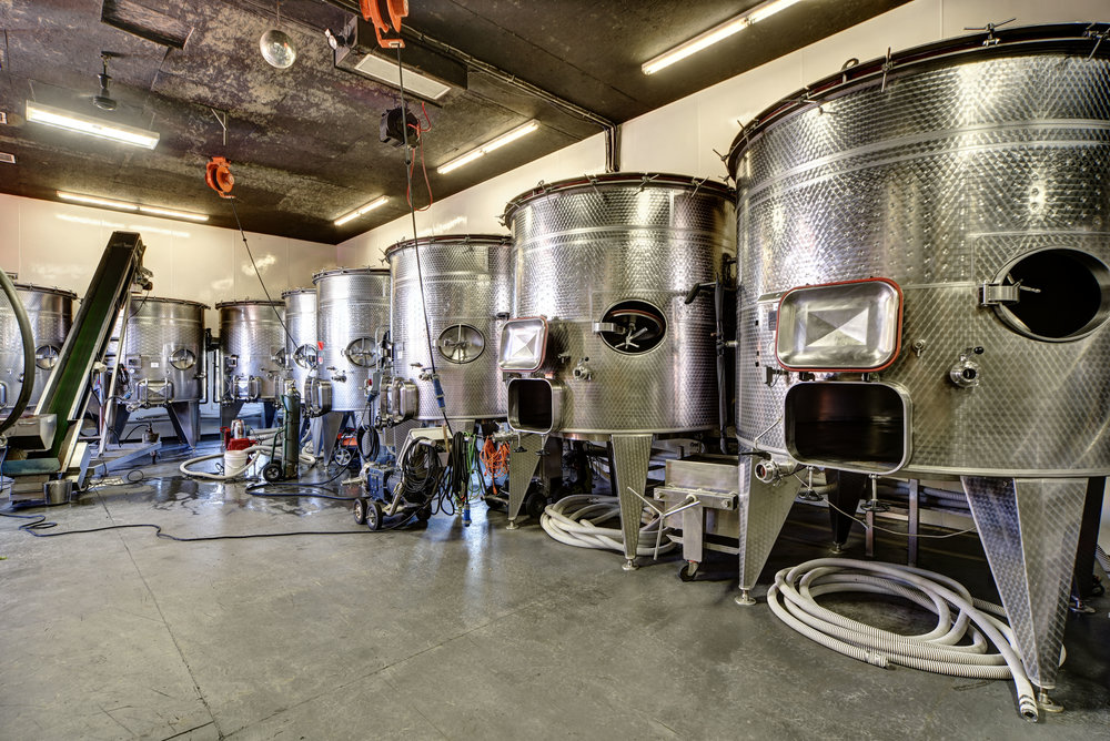 Fermentation Cellar -