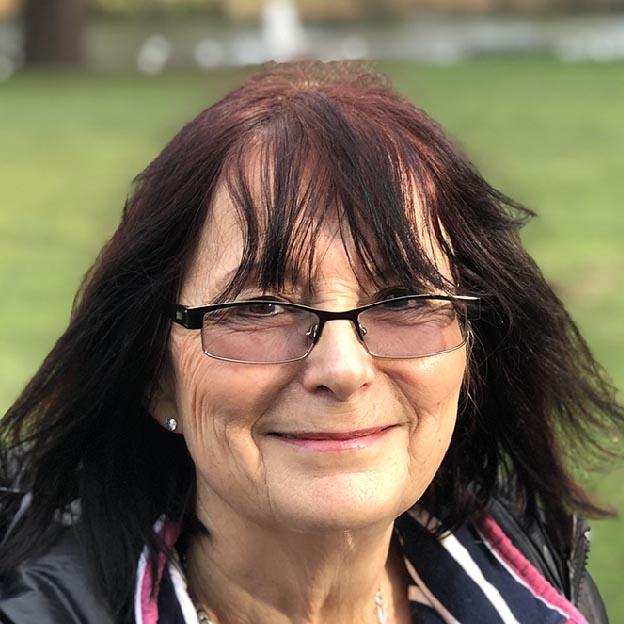Rona Forzani  CAP Centre Manager