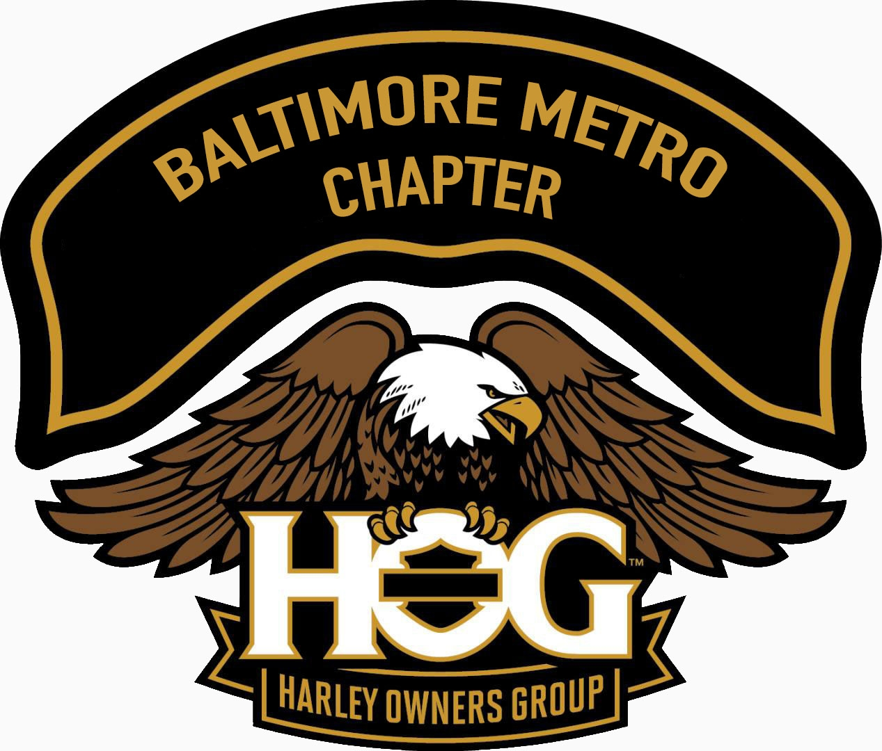 Baltimore Metro HOG