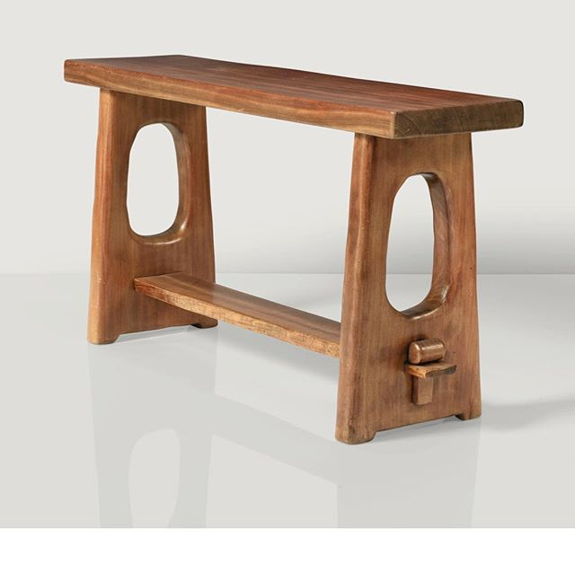 Alexandre Noll CONSOLE, CIRCA 1940-1950 #Inspiration  #AlexandreNoll #furniture #design #wood #Inspiration #IamKenette #inspiration #kenette