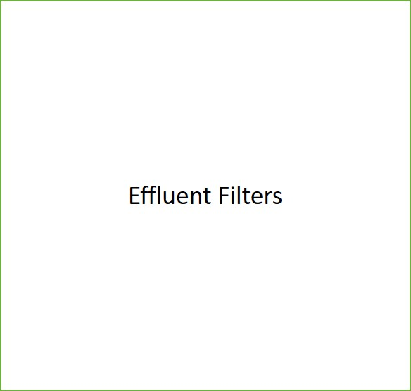EFFluent filters -