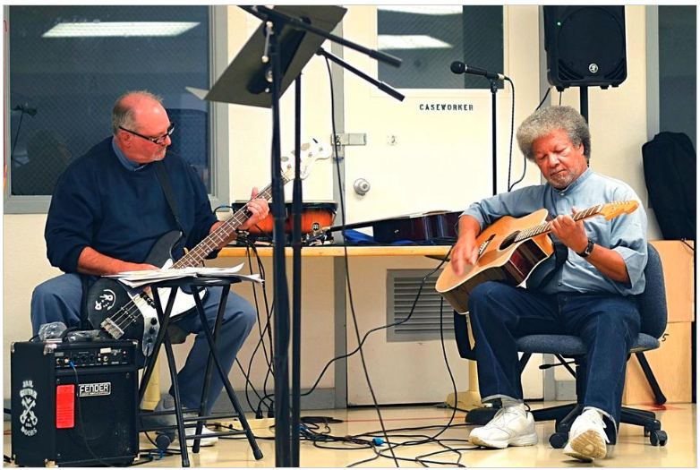 U.S.News: Music Program at Carson City Prison Helping Inmates