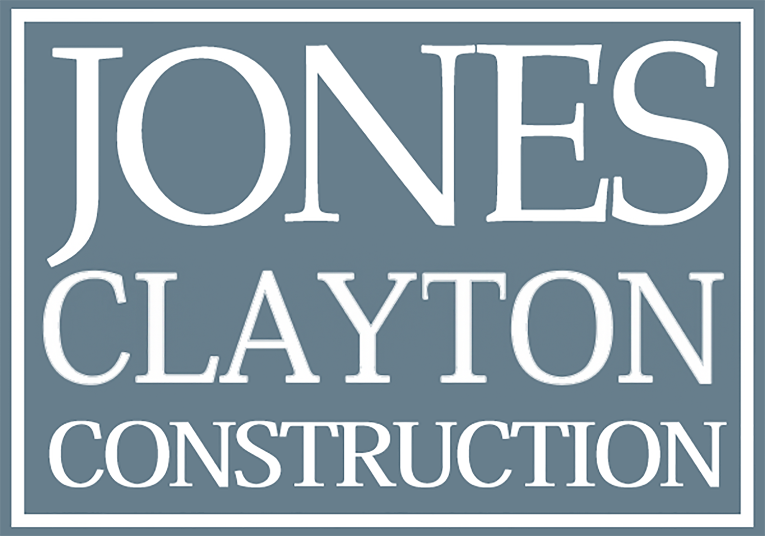 Jones Clayton Construction