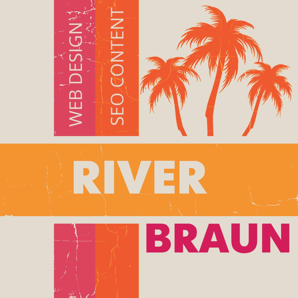 River Braun Website Design