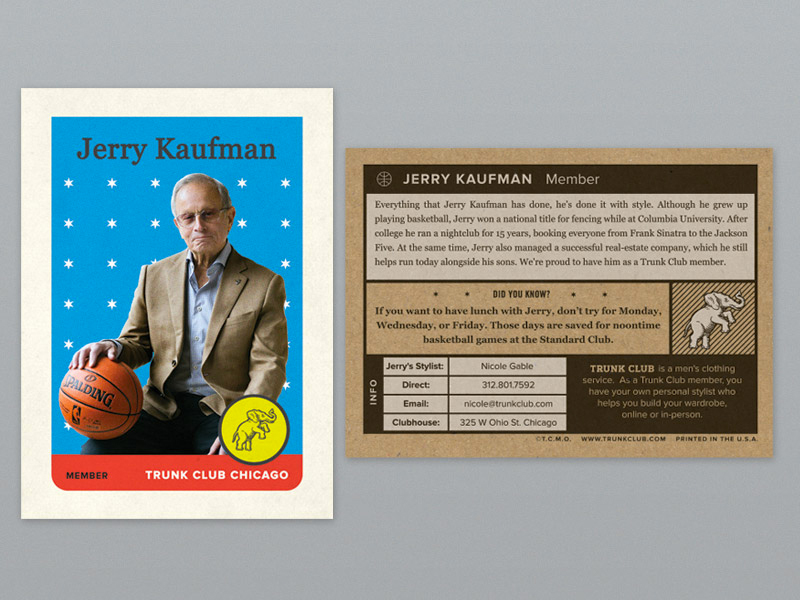 Custom Basketball Trading Card
