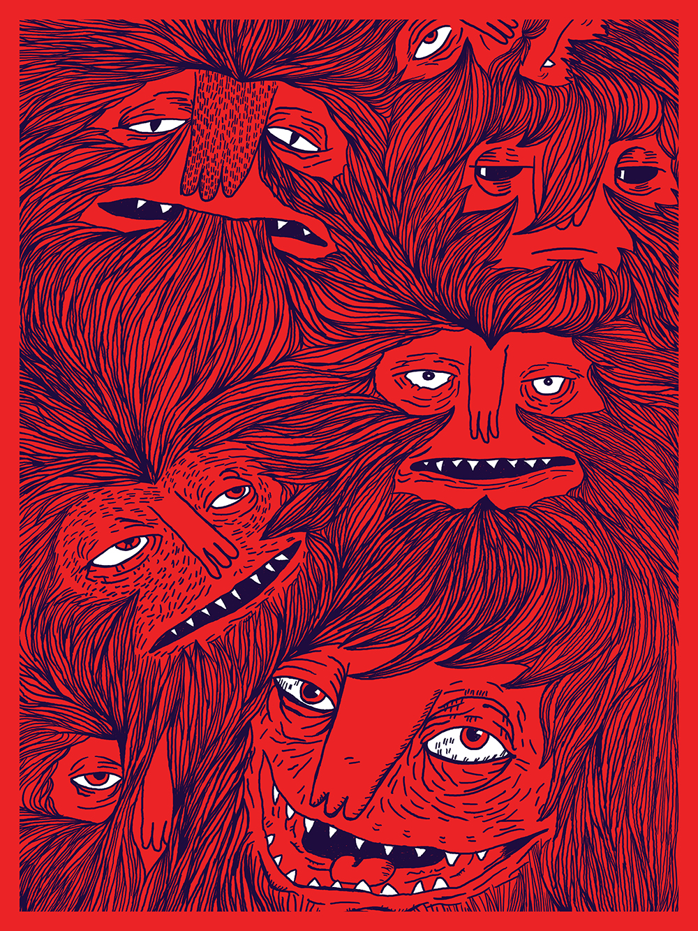 Hairwolves
