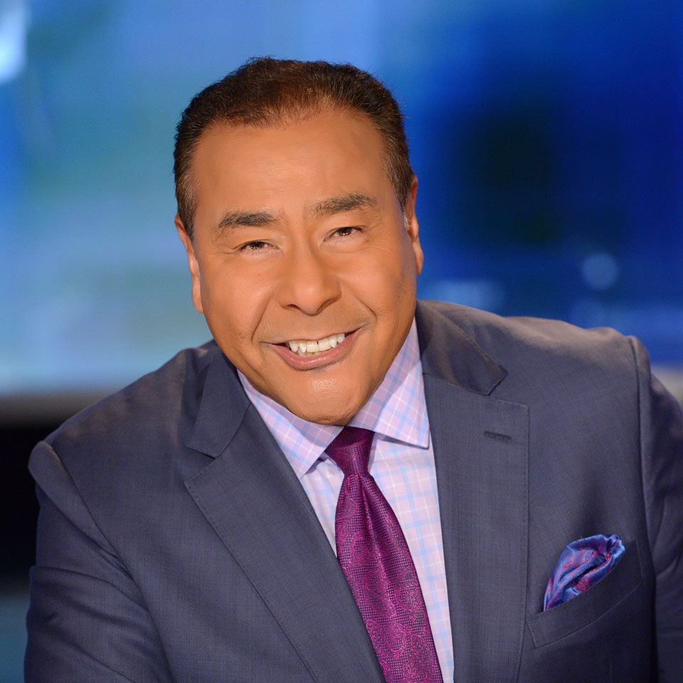 John Quiñones - ABC News Veteran and Host of What Would You Do?
